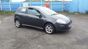 2007 FIAT GRANDE PUNTO 1.2 FULL SERVICE HISTORY GREAT ALL ROUND CONDITION