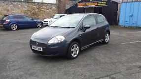 2007 FIAT GRANDE PUNTO 1.2 FULL SERVICE HISTORY GREAT ALL ROUND CONDITION image 1