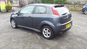2007 FIAT GRANDE PUNTO 1.2 FULL SERVICE HISTORY GREAT ALL ROUND CONDITION image 2