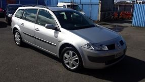 2005 RENAULT MEGANE ESTATE 1.5DCI DYNAMIQUE GREAT LOOKING CAR FULL MOT