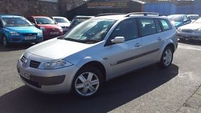 2005 RENAULT MEGANE ESTATE 1.5DCI DYNAMIQUE GREAT LOOKING CAR FULL MOT image 1