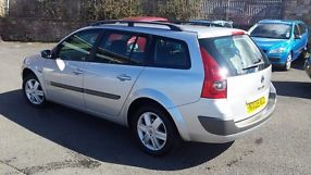 2005 RENAULT MEGANE ESTATE 1.5DCI DYNAMIQUE GREAT LOOKING CAR FULL MOT image 2