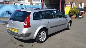 2005 RENAULT MEGANE ESTATE 1.5DCI DYNAMIQUE GREAT LOOKING CAR FULL MOT image 3