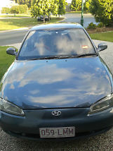 Hyundai Lantra 1997 Auto Air Steer 4 Door Rego Safety Cert