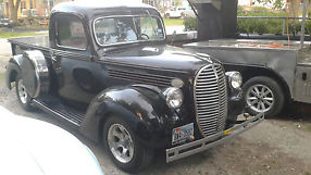 1939 Ford Truck - Black Cherry, 98% Restored Daily Driver