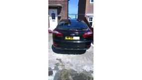 MF58 Ford Mondeo ZETEC black  image 1