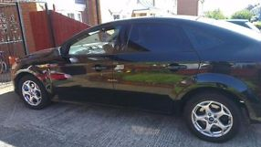 MF58 Ford Mondeo ZETEC black  image 2