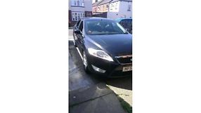 MF58 Ford Mondeo ZETEC black  image 4