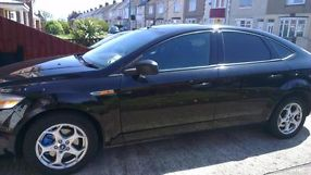 MF58 Ford Mondeo ZETEC black  image 5
