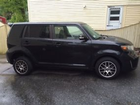 2008 Scion xB Base Wagon 4-Door 2.4L