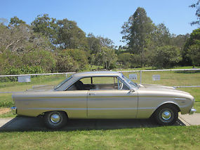 Ford Falcon Deluxe XM Coupe 1964 2D Hardtop 3 SP Manual (2.8L - Carb) image 1