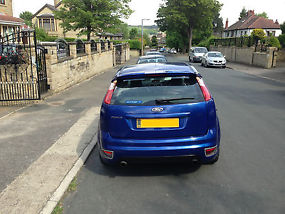 2006 (06) FORD FOCUS 2.5 TURBO ST-3 XENONS, HEATED LEATHER, 5 DOOR  image 5
