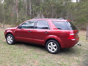 Ford Territory Ghia, 7 Seater with Leather, L P G dual fuel,Good cond, RWC image 3