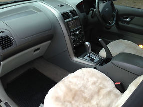 Ford Territory Ghia, 7 Seater with Leather, L P G dual fuel,Good cond, RWC image 5