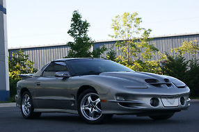 2002 Pontiac Firebird Trans Am Coupe 2-Door 5.7L WS6 RAM AIR *RARE TO FIND*CLEAN