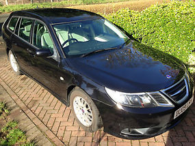 SAAB 9-3 1.9 TiD LINEAR under 31,000 miles in use daily