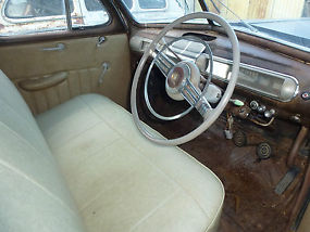 1946 FORD MERCURY WITH SIDE-VALVE ENGINE RIGHT HAND DRIVE image 2