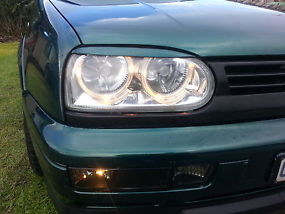 98 VW golf limited edition ABT sports great first car RWC heaps of extras image 2