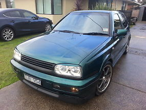 98 VW golf limited edition ABT sports great first car RWC heaps of extras image 4