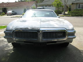 1969 OLDSMOBILE TORONADO BEAUTIFUL CALIFORNIA CAR