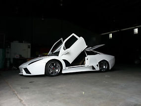 Lamborghini Reventon kit car, Twin Turbo dohc v6 tiptronic auto , MUST SEE !! image 2