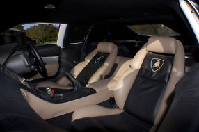 Lamborghini Reventon kit car, Twin Turbo dohc v6 tiptronic auto , MUST SEE !! image 6