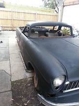 1955 Chevrolet UteProject , Custom ,Airbagged , Chopped