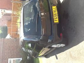 56 PLATE VAUXHALL CORSA SXI+ 1.2 TWIN PORT TAX AND TESTED image 1