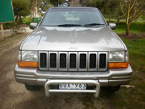 Jeep Grand Cherokee Limited (4x4)  image 3