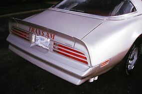 Pontiac : Trans Am Original 2-door image 2