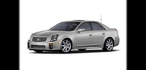 2007 Cadillac CTS Base Sedan 4-Door 2.8L