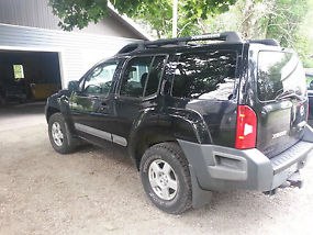 2005 nissan xterra off road sport utility 4 door 4 0l. Black Bedroom Furniture Sets. Home Design Ideas