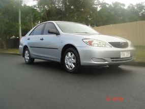 Toyota Camry 2003 ONE OWNER Auto Air Steer Rego Safety Cert