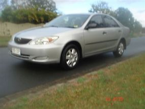 Toyota Camry 2003 ONE OWNER Auto Air Steer Rego Safety Cert  image 1