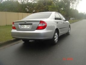 Toyota Camry 2003 ONE OWNER Auto Air Steer Rego Safety Cert  image 5