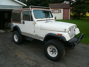 Jeep : CJ cj7 image 1