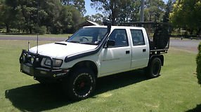 Holden Rodeo 2002 3l Intercooled Turbo Diesel 4x4 Engine