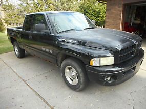 1999 dodge ram 1500 sport 2wd ext cab v8. Black Bedroom Furniture Sets. Home Design Ideas