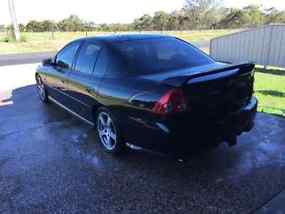 holden commodore vz sv6  image 3
