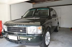 Range Rover HSE (2002) 4D Wagon Automatic (4.4L - Multi Point F/INJ) 5 Seats image 1
