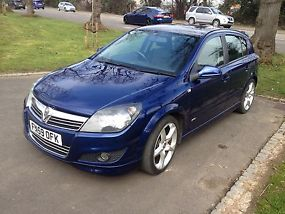 2009  ASTRA SRI XP CDTI 148 BLUE
