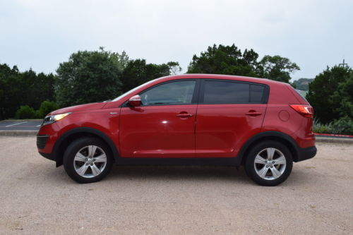 2012  Sportage LX SUV Low Miles, Excellent - One Owner