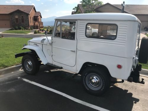 1965  Land Cruiser FJ40