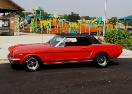 1965 Ford Mustang image 4