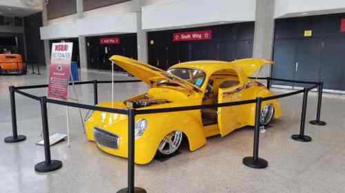 1941 Willys Custom swoopster image 4
