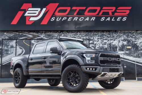 2017  F-150 Raptor Signature Series