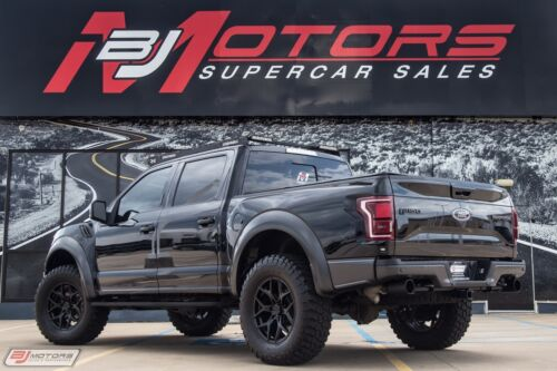 2017 Ford F-150 Raptor Signature Series image 1