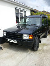 Landrover Discovery 2.5D
