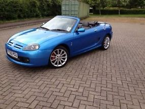 2005 MG TF Spark (Very Low Mileage)