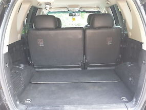 Ssangyong Rexton RX270 SX5 2.7TDAuto black image 8